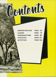 Page 9, 1956 Edition, Emporia State University - Sunflower Yearbook (Emporia, KS) online yearbook collection