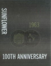 1963 Edition, Emporia State University - Sunflower Yearbook (Emporia, KS)