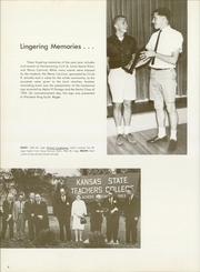 Page 12, 1964 Edition, Emporia State University - Sunflower Yearbook (Emporia, KS) online yearbook collection