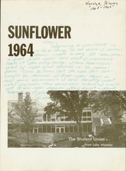 Page 5, 1964 Edition, Emporia State University - Sunflower Yearbook (Emporia, KS) online yearbook collection