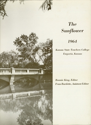 Page 7, 1964 Edition, Emporia State University - Sunflower Yearbook (Emporia, KS) online yearbook collection
