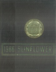 1966 Edition, Emporia State University - Sunflower Yearbook (Emporia, KS)