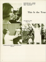 Page 10, 1967 Edition, Emporia State University - Sunflower Yearbook (Emporia, KS) online yearbook collection