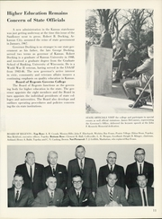 Page 15, 1967 Edition, Emporia State University - Sunflower Yearbook (Emporia, KS) online yearbook collection