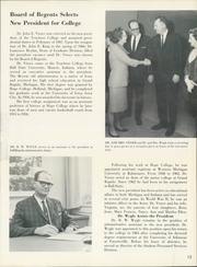 Page 17, 1967 Edition, Emporia State University - Sunflower Yearbook (Emporia, KS) online yearbook collection