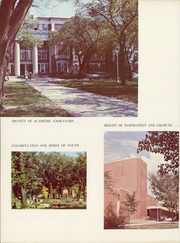 Page 8, 1967 Edition, Emporia State University - Sunflower Yearbook (Emporia, KS) online yearbook collection