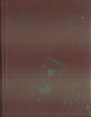 1968 Edition, Emporia State University - Sunflower Yearbook (Emporia, KS)
