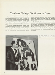 Page 16, 1968 Edition, Emporia State University - Sunflower Yearbook (Emporia, KS) online yearbook collection