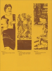 Page 7, 1968 Edition, Emporia State University - Sunflower Yearbook (Emporia, KS) online yearbook collection