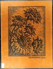 1972 Edition, Emporia State University - Sunflower Yearbook (Emporia, KS)