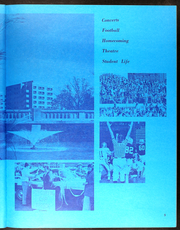Page 7, 1973 Edition, Emporia State University - Sunflower Yearbook (Emporia, KS) online yearbook collection