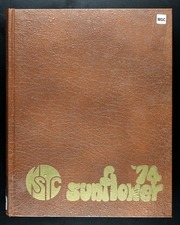 1974 Edition, Emporia State University - Sunflower Yearbook (Emporia, KS)