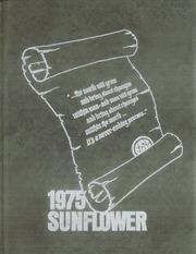 1975 Edition, Emporia State University - Sunflower Yearbook (Emporia, KS)