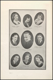 Page 10, 1921 Edition, Goshen High School - Crimson Yearbook (Goshen, IN) online yearbook collection