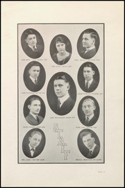 Page 11, 1921 Edition, Goshen High School - Crimson Yearbook (Goshen, IN) online yearbook collection