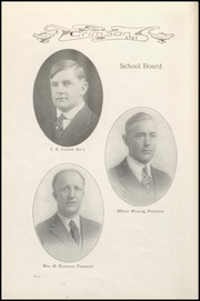 Page 12, 1921 Edition, Goshen High School - Crimson Yearbook (Goshen, IN) online yearbook collection