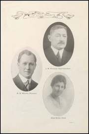 Page 13, 1921 Edition, Goshen High School - Crimson Yearbook (Goshen, IN) online yearbook collection