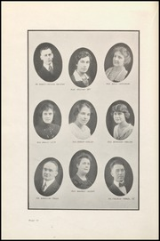 Page 14, 1921 Edition, Goshen High School - Crimson Yearbook (Goshen, IN) online yearbook collection