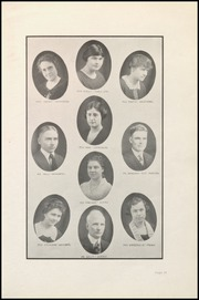 Page 15, 1921 Edition, Goshen High School - Crimson Yearbook (Goshen, IN) online yearbook collection