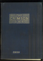 Page 1, 1934 Edition, Goshen High School - Crimson Yearbook (Goshen, IN) online yearbook collection