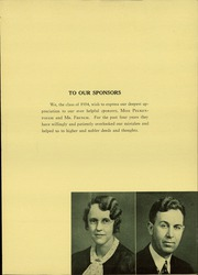 Page 11, 1934 Edition, Goshen High School - Crimson Yearbook (Goshen, IN) online yearbook collection