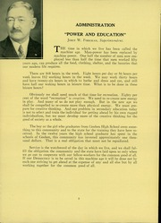 Page 12, 1934 Edition, Goshen High School - Crimson Yearbook (Goshen, IN) online yearbook collection