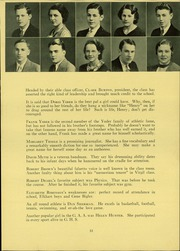 Page 17, 1934 Edition, Goshen High School - Crimson Yearbook (Goshen, IN) online yearbook collection
