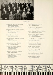 Page 14, 1937 Edition, Goshen High School - Crimson Yearbook (Goshen, IN) online yearbook collection