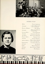 Page 17, 1937 Edition, Goshen High School - Crimson Yearbook (Goshen, IN) online yearbook collection