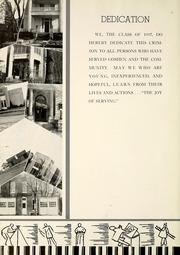 Page 8, 1937 Edition, Goshen High School - Crimson Yearbook (Goshen, IN) online yearbook collection