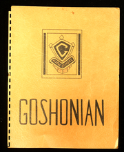 Page 1, 1939 Edition, Goshen High School - Crimson Yearbook (Goshen, IN) online yearbook collection