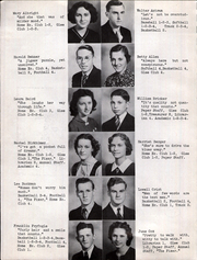 Page 10, 1939 Edition, Goshen High School - Crimson Yearbook (Goshen, IN) online yearbook collection