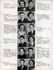 Page 11, 1939 Edition, Goshen High School - Crimson Yearbook (Goshen, IN) online yearbook collection