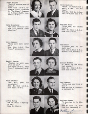Page 12, 1939 Edition, Goshen High School - Crimson Yearbook (Goshen, IN) online yearbook collection