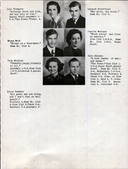 Page 13, 1939 Edition, Goshen High School - Crimson Yearbook (Goshen, IN) online yearbook collection