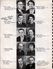 Page 8, 1939 Edition, Goshen High School - Crimson Yearbook (Goshen, IN) online yearbook collection