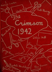 Page 1, 1942 Edition, Goshen High School - Crimson Yearbook (Goshen, IN) online yearbook collection