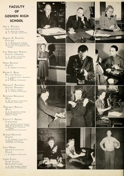 Page 12, 1942 Edition, Goshen High School - Crimson Yearbook (Goshen, IN) online yearbook collection