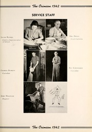Page 15, 1942 Edition, Goshen High School - Crimson Yearbook (Goshen, IN) online yearbook collection