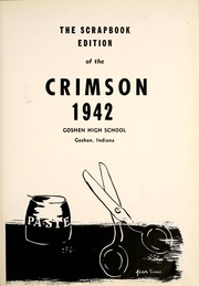 Page 7, 1942 Edition, Goshen High School - Crimson Yearbook (Goshen, IN) online yearbook collection
