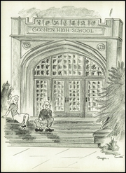 Page 6, 1943 Edition, Goshen High School - Crimson Yearbook (Goshen, IN) online yearbook collection