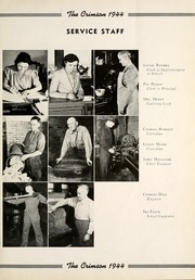 Page 15, 1944 Edition, Goshen High School - Crimson Yearbook (Goshen, IN) online yearbook collection