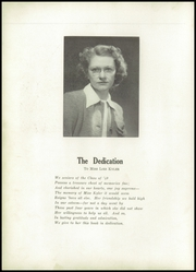 Page 14, 1949 Edition, Goshen High School - Crimson Yearbook (Goshen, IN) online yearbook collection