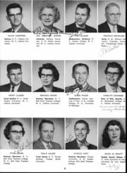 Page 10, 1956 Edition, Goshen High School - Crimson Yearbook (Goshen, IN) online yearbook collection