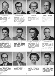 Page 11, 1956 Edition, Goshen High School - Crimson Yearbook (Goshen, IN) online yearbook collection