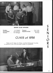 Page 15, 1956 Edition, Goshen High School - Crimson Yearbook (Goshen, IN) online yearbook collection