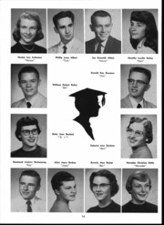 Page 16, 1956 Edition, Goshen High School - Crimson Yearbook (Goshen, IN) online yearbook collection