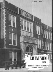 Page 3, 1956 Edition, Goshen High School - Crimson Yearbook (Goshen, IN) online yearbook collection