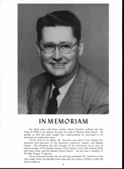 Page 6, 1956 Edition, Goshen High School - Crimson Yearbook (Goshen, IN) online yearbook collection