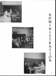 Page 7, 1956 Edition, Goshen High School - Crimson Yearbook (Goshen, IN) online yearbook collection